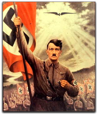 Hitler and his trail of hatred