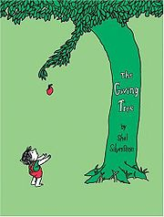The Giving Tree, 1964. Image courtesy of wikipedia